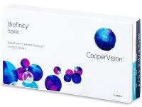 alensa.fr - Lentilles de Contact pas chères en ligne - Biofinity Toric