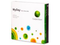 alensa.fr - Lentilles de Contact pas chères en ligne - MyDay Daily Disposable