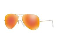 alensa.fr - Lentilles de Contact pas chères en ligne - Lunettes de soleil Ray-Ban Original Aviator RB3025 - 112/69
