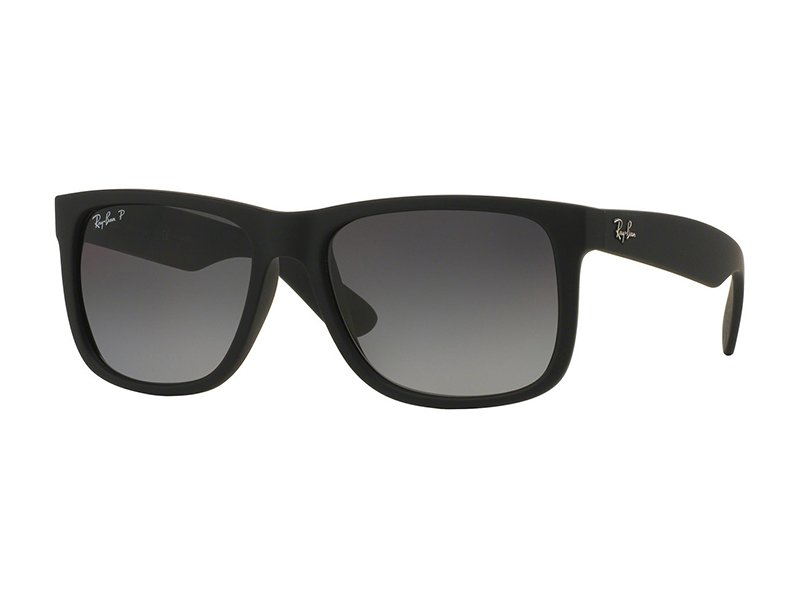 b99afd28763bf7 Lunettes de soleil Ray-Ban Justin RB4165 - 622 T3 POL ...