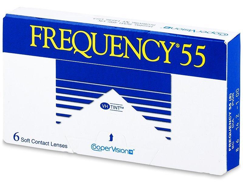 Frequency 55 (6 lentilles) – 22.99 €   Alensa a587a340d521