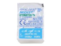 1 Day Acuvue Moist Multifocal (90 lentilles)