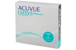 Acuvue Oasys 1-Day (90 lentilles) - Johnson & Johnson