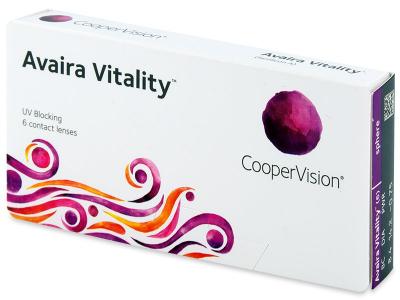 Avaira Vitality (6 lentilles)