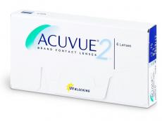 Acuvue 2 (6lentilles)