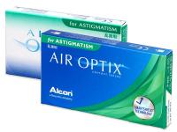 alensa.fr - Lentilles de Contact pas chères en ligne - Air Optix for Astigmatism