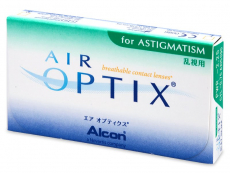 Air Optix for Astigmatism (3lentilles)