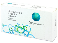 alensa.fr - Lentilles de Contact pas chères en ligne - Biomedics 55 Evolution