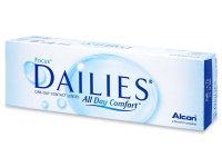 Focus Dailies All Day Comfort (30lentilles)