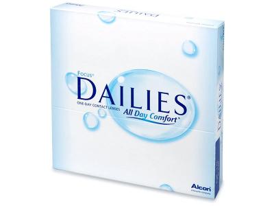 Focus Dailies All Day Comfort (90lentilles)
