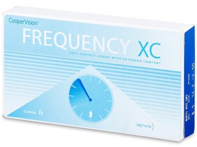 FREQUENCY XC (6lentilles)