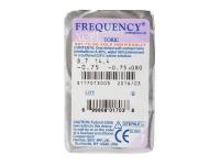 Frequency XCEL Toric (3lentilles)