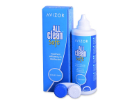 alensa.fr - Lentilles de Contact pas chères en ligne - Solution Avizor All Clean Soft 350 ml
