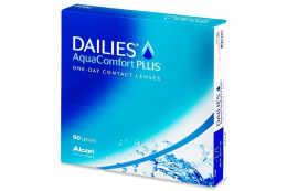 Dailies AquaComfort Plus (90lentilles) - Alcon