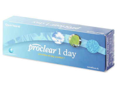 Proclear 1 Day (30lentilles)