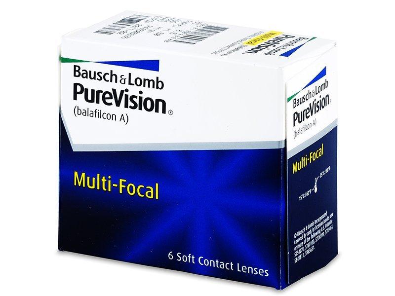 Lentilles de Contact PureVision Multi-Focal (6 lentilles) – 40.99 ... 0a0efe3d393a