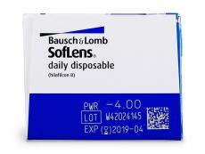 SofLens Daily Disposable (30lentilles)