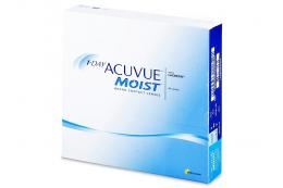 1 Day Acuvue Moist (90lentilles) - Johnson & Johnson