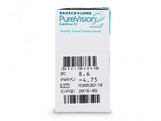 PureVision 2 (6lentilles)