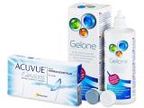 Acuvue Oasys (6lentilles) +Gelone360ml